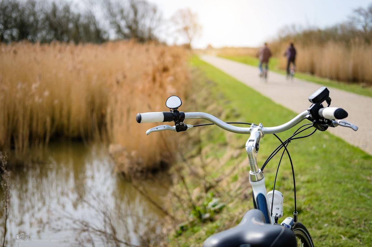 Veilige fietsstalplaats